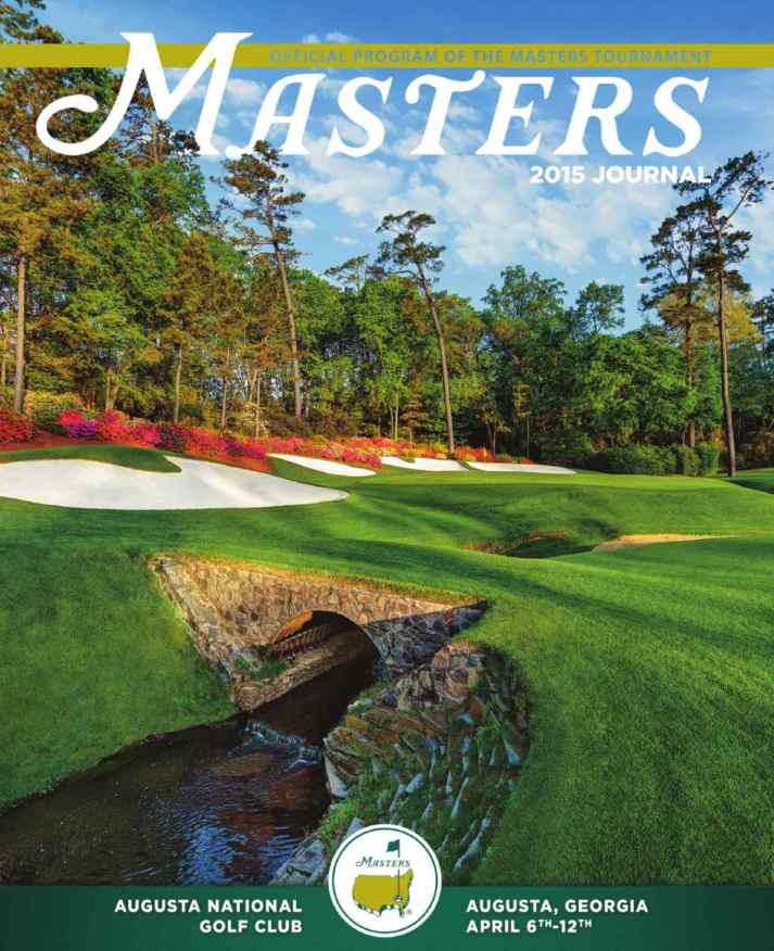 Masters 2015 Journal